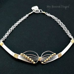 butterfly collar 1